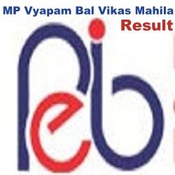 MP Vyapam Mahila Paryavekshak Result