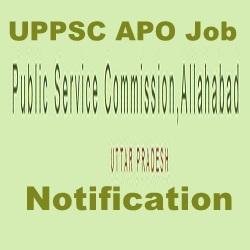 UPPSC APO Bharti 2020