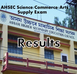 Assam Board HS Supply Results