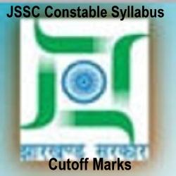Jharkhand Constable Syllabus Cutoff