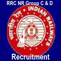 RRCNR New Delhi Railway Recruitment