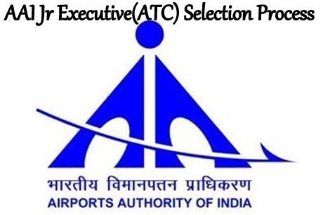 AAI Jr Executive(ATC) Selection Process