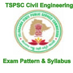 TSPSC Civil Engineering Syllabus