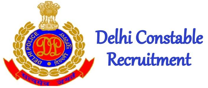 Delhi Constable Recruitment