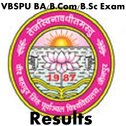 VBSPU Result 2021