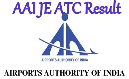 AAI JE ATC Result