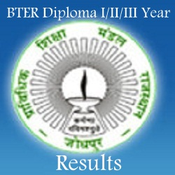 BTER Polytechnic 1st 2nd 3rd Year Result
