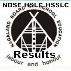 NBSE HSLC HSSLC Results
