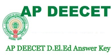 AP DEECET Answer Key 2019