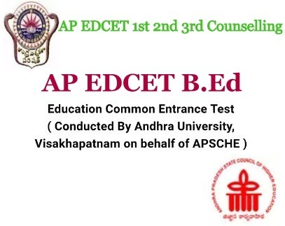 AP EDCET counselling 2019