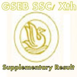 Gujarat SSC Revaluation Result 2020