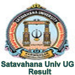 Satavahana University Degree Result 2021