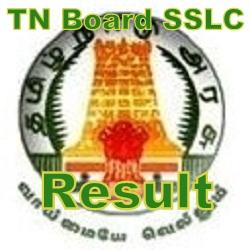 TN Board SSLC Result