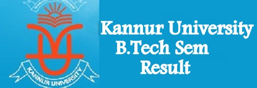 Kannur University B.Tech Result