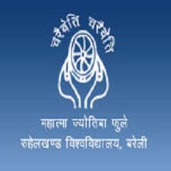MJPRU Rohilkhand University ba bsc bcom result