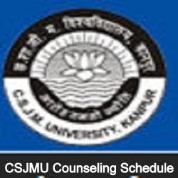 CSJMU UG Counselling