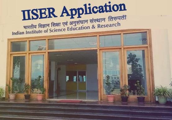 IISER Application