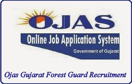Ojas Gujarat Forest Guard Recruitment 2022