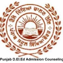 Punjab D.El.Ed Admission Counseling