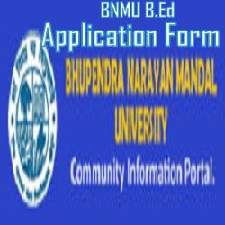 BNMU B.Ed Admission 2020