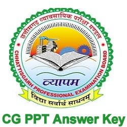 CG PPT Answer Key