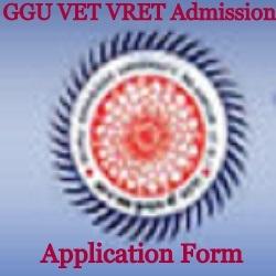 GGU VET VRET Admission
