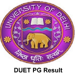 Delhi University Entrance Result 2020