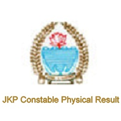 JKP Constable Physical Result