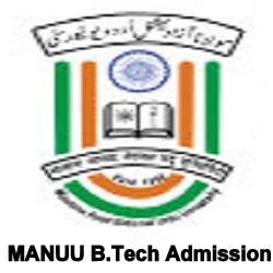 MANUU B.Tech Admission