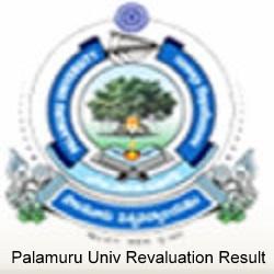 Palamuru Univ Revaluation Result