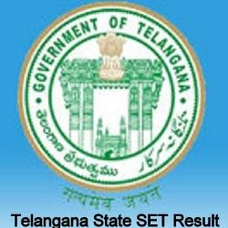 TS SET Result 2021