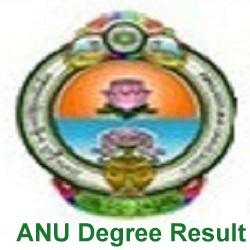 ANU Degree Result
