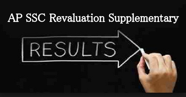 AP SSC Revaluation Result 2021
