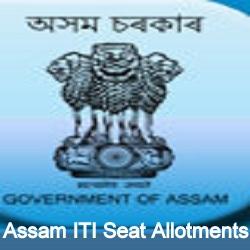 ITI Assam Rank 2020