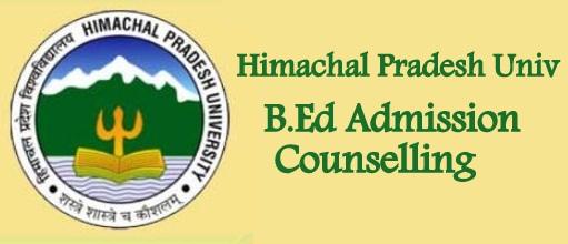 HPU B.Ed Admission 2021