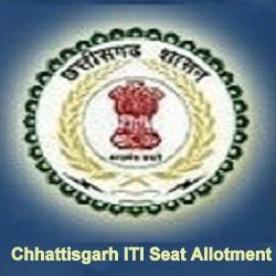 CG ITI Merit List 2021