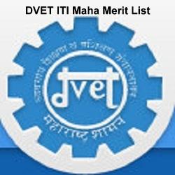 DVET ITI Merit List 2020