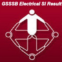 GSSSB Electrical SI Result