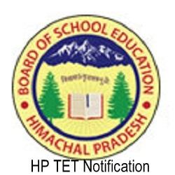 HP TET Notification
