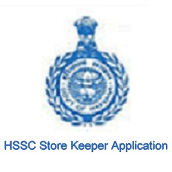 HSSC Store Keeper Application