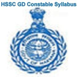 HSSC Syllabus