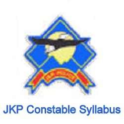 JKP Constable Syllabus