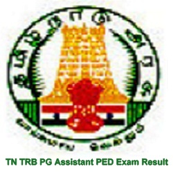 TN TRE PG Assistant PED Exam Result