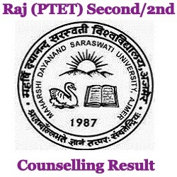 PTET 2nd Counselling Result 2020
