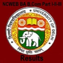 NCWEB Result 2021