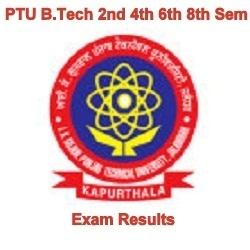 PTU B.Tech Result 2021