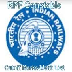 RPF Constable Cutoff
