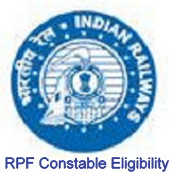 RPF Constable Eligibility 2021
