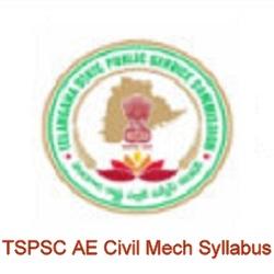 TSPSC AE Syllabus 2021