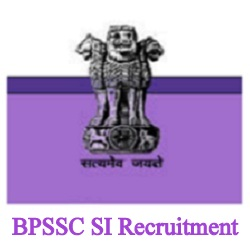 BPSSC SI Recruitment
